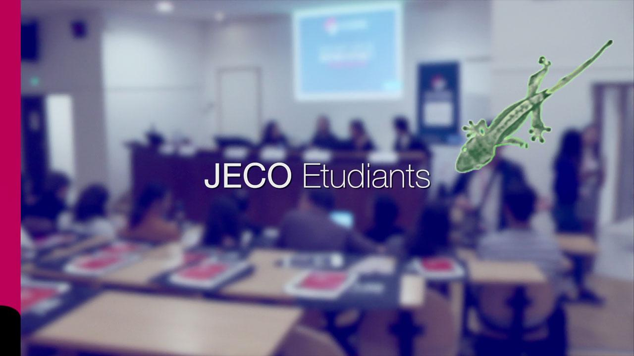 Vidéo reportage ENS JECO