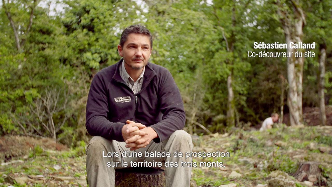 Reportage vidéo le Mont Châtel